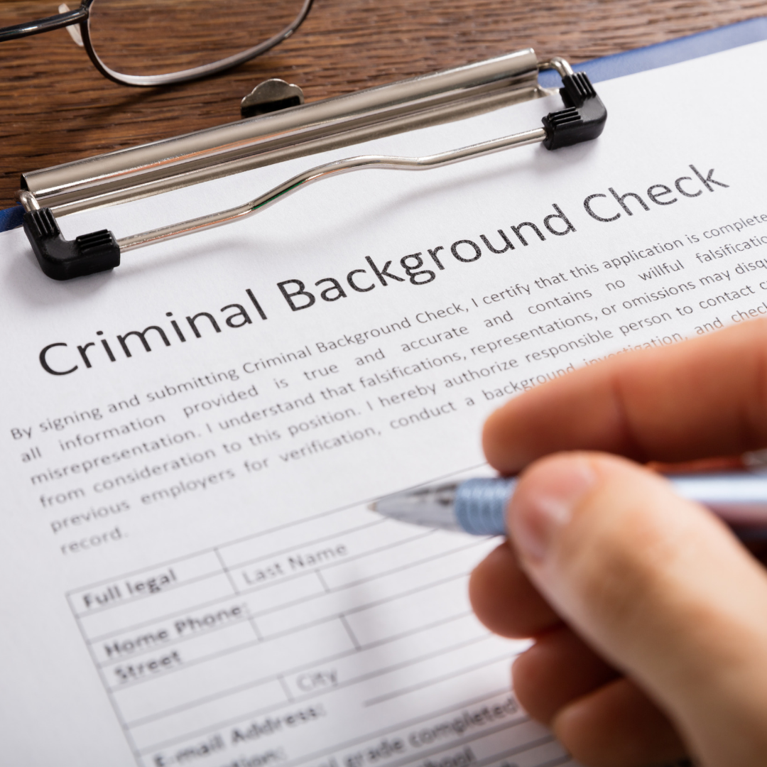 background check for employment
