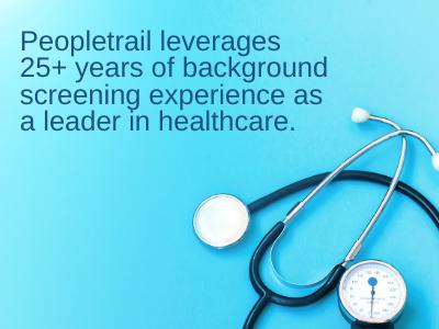 healthcare background checks